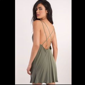 Tobi slip dress